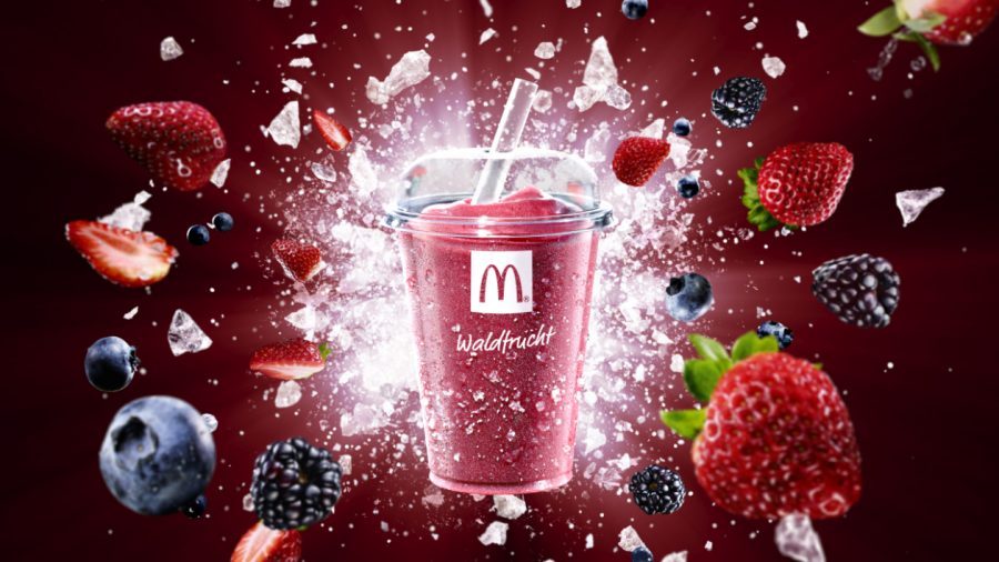Fruit Smoothies – McDonald's