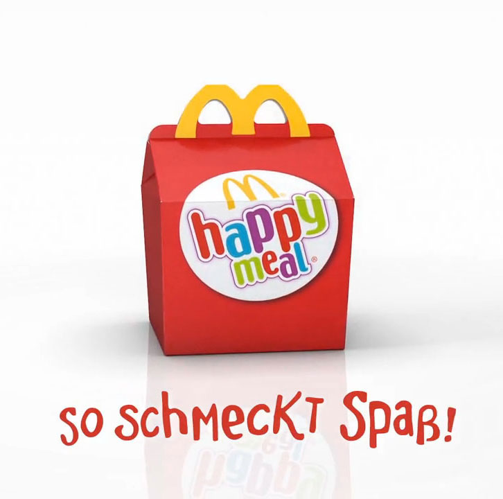 TV Spots – McDonald's Happy Meal